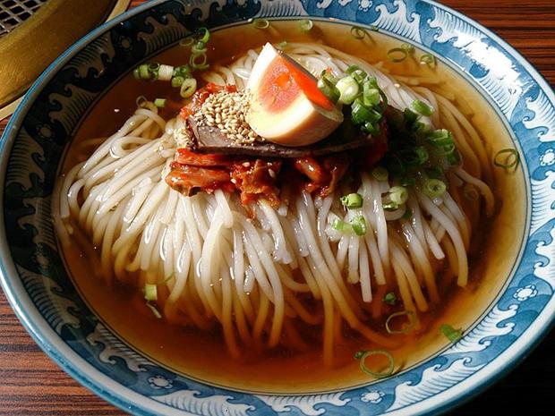 別府冷麺(大分)